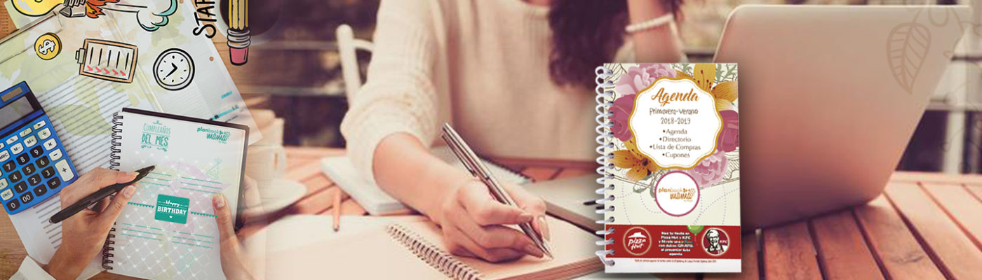 Agenda - Directorio - Lista de Compras - Cuponera Practica, fresca de lenguaje agradable.